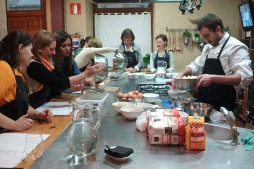 Experiencias originales cursos de cocina bilbao ohr g - Cursos de cocina bilbao ...